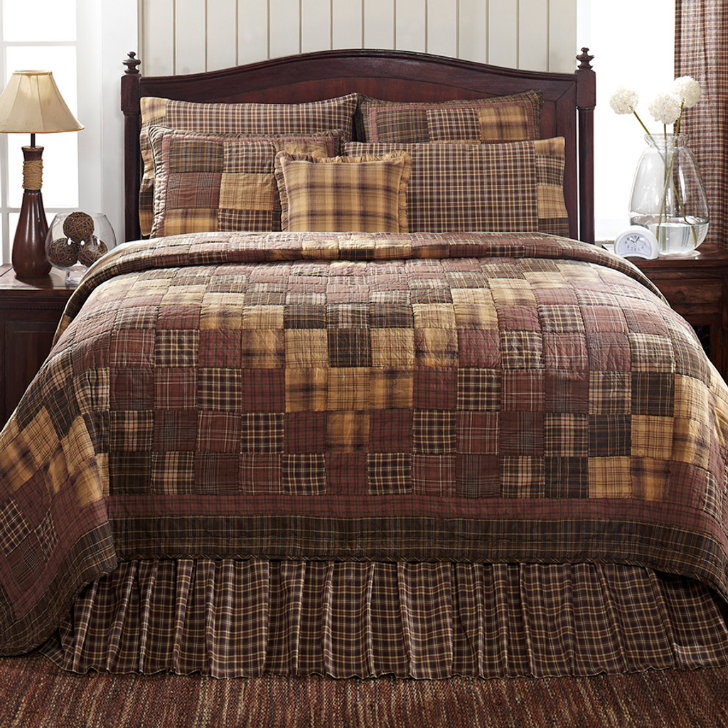 Prescott Cotton Quilt