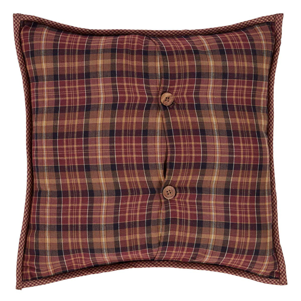 Quilted Toss Pillow Reverse