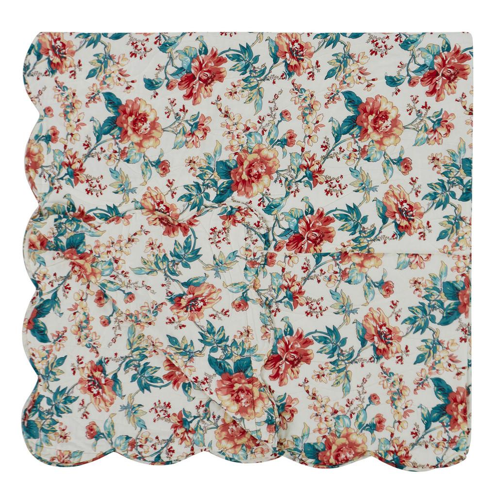 Isabella Quilt Folded