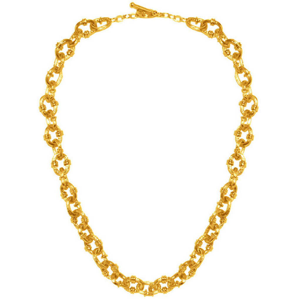 Karine Sultan Chunky Necklace