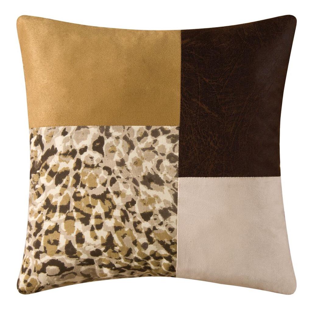 Sabi Sands Patchwork Quilt