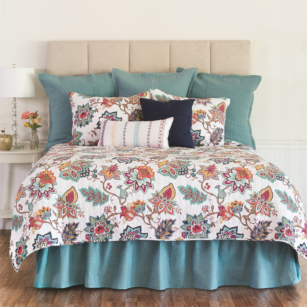 Aurora 3 Pc Quilt Set