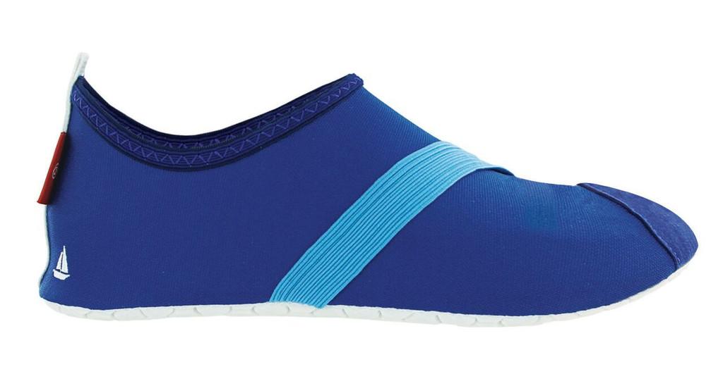 Vitamin Sea Blue FITKICKS Footwear