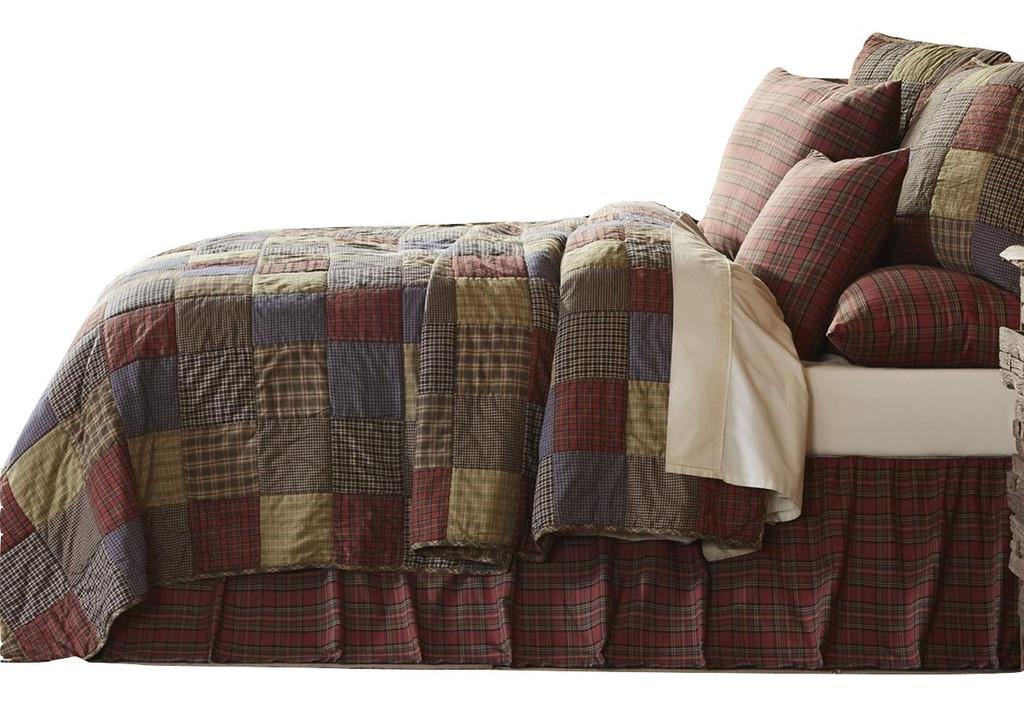 Cedar Ridge King Quilt