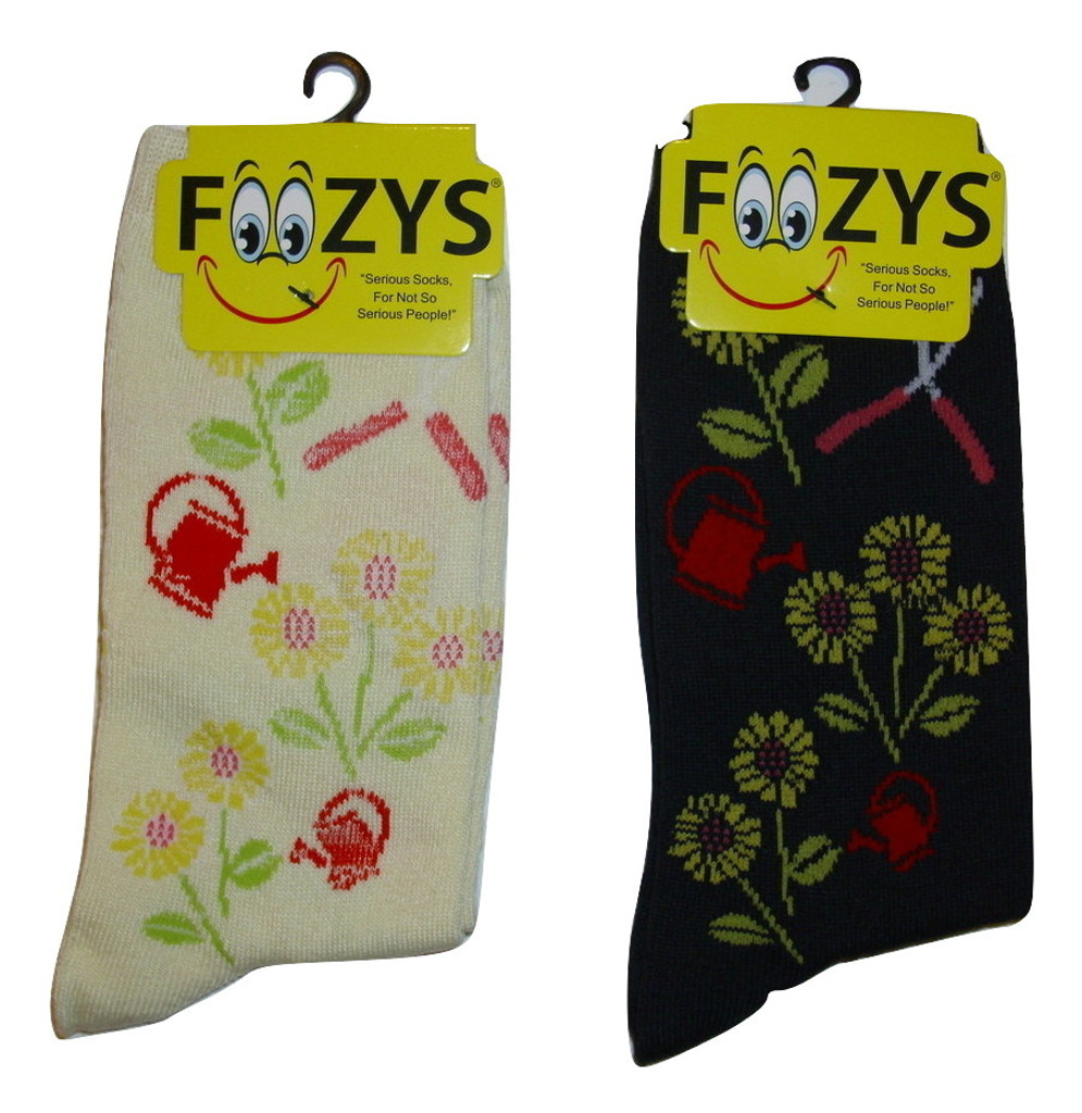Gardening Crew Socks for Ladies