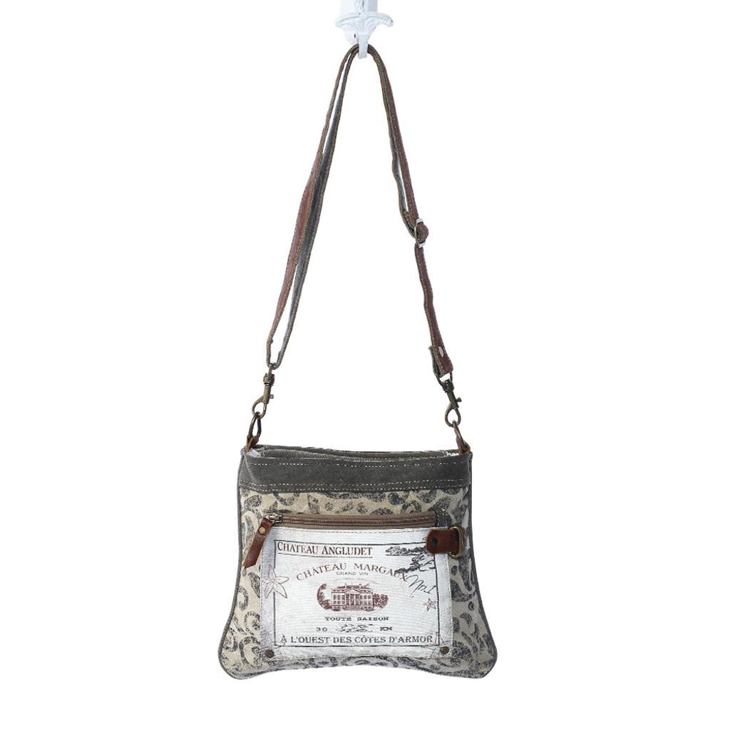 Chateau Margaux Crossbody Bag
