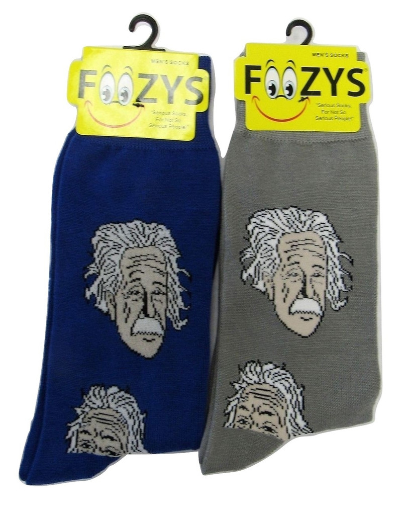 Einstein Socks for Men
