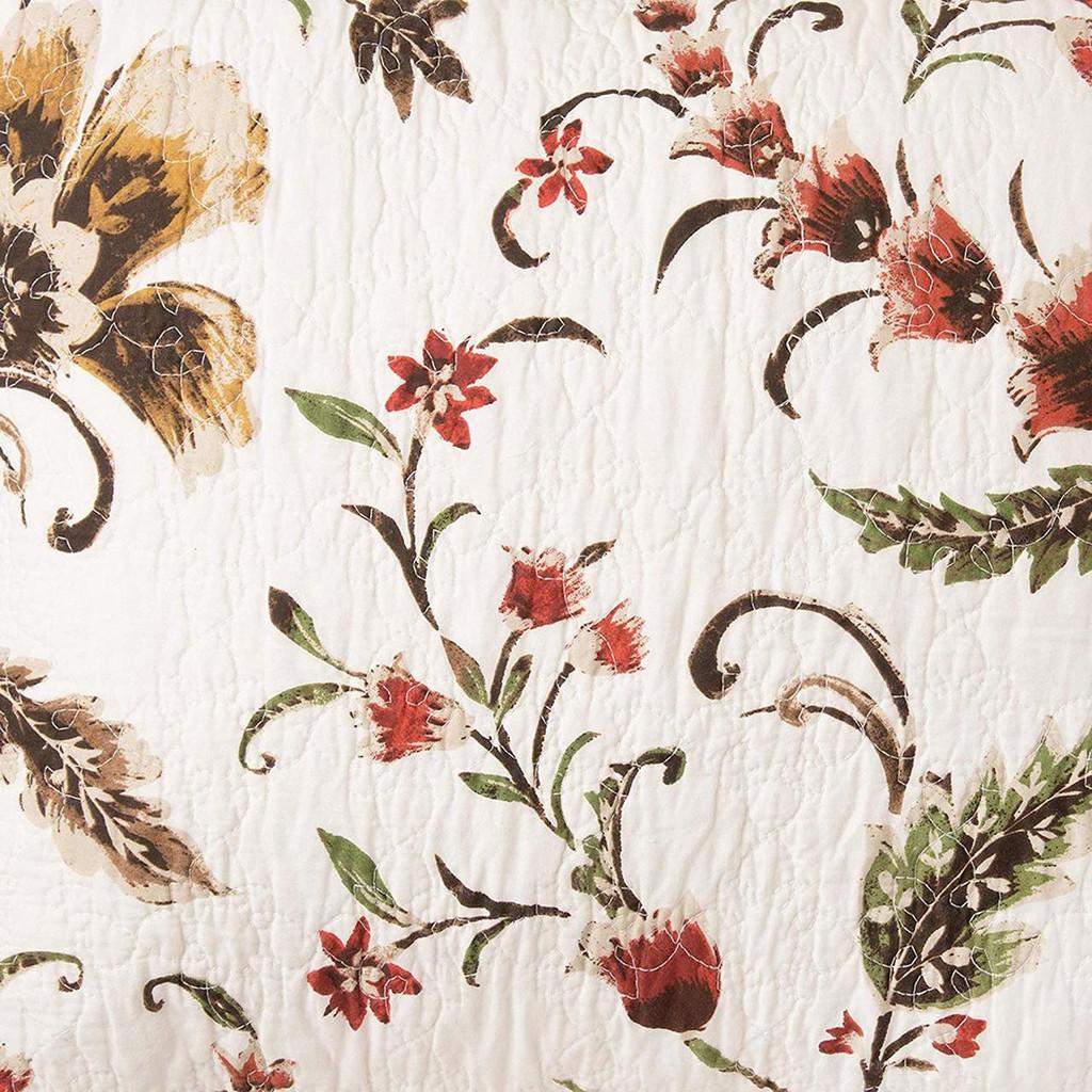 Autumn Bloom Quilt Set