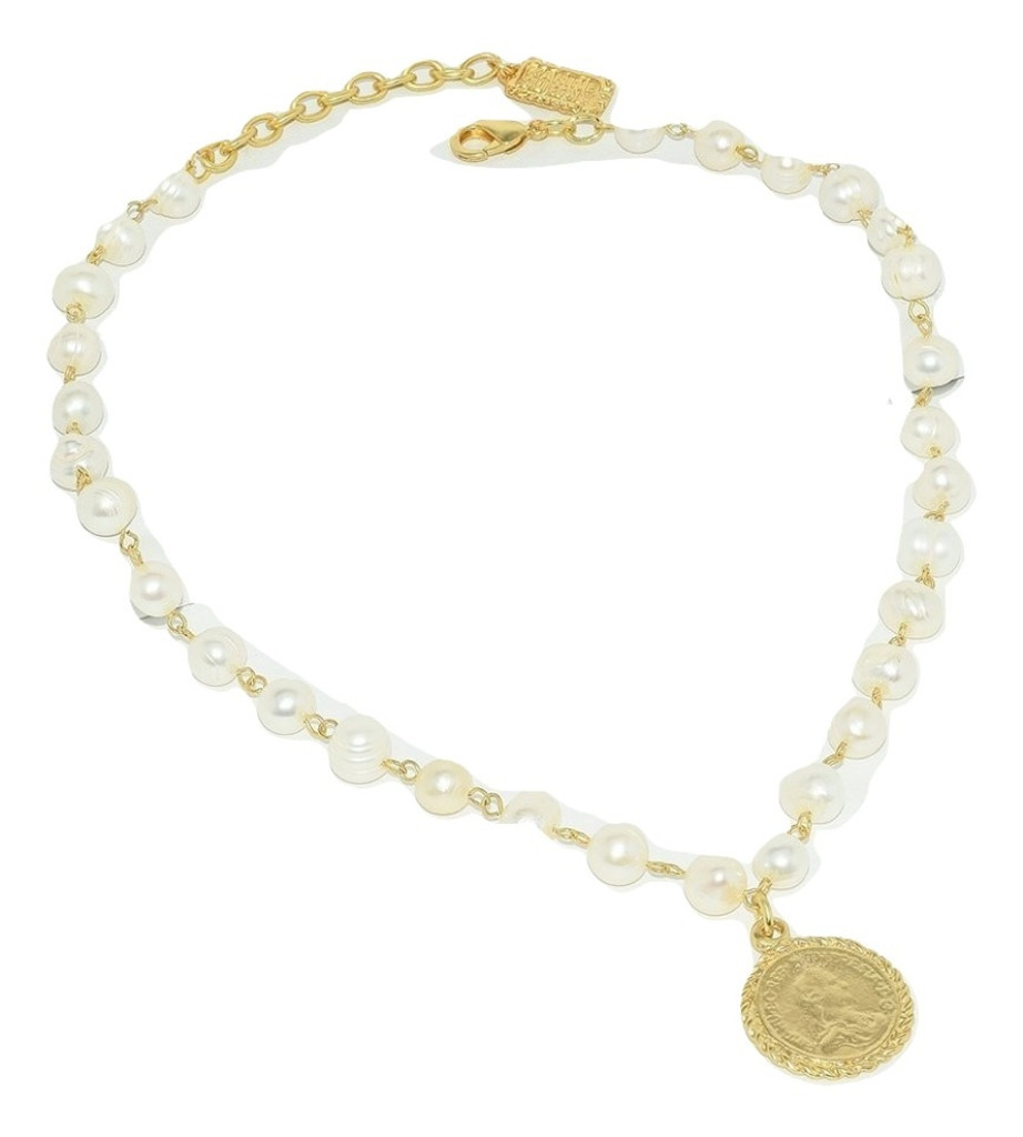 Karine Sultan Lima Waterpearl Necklace