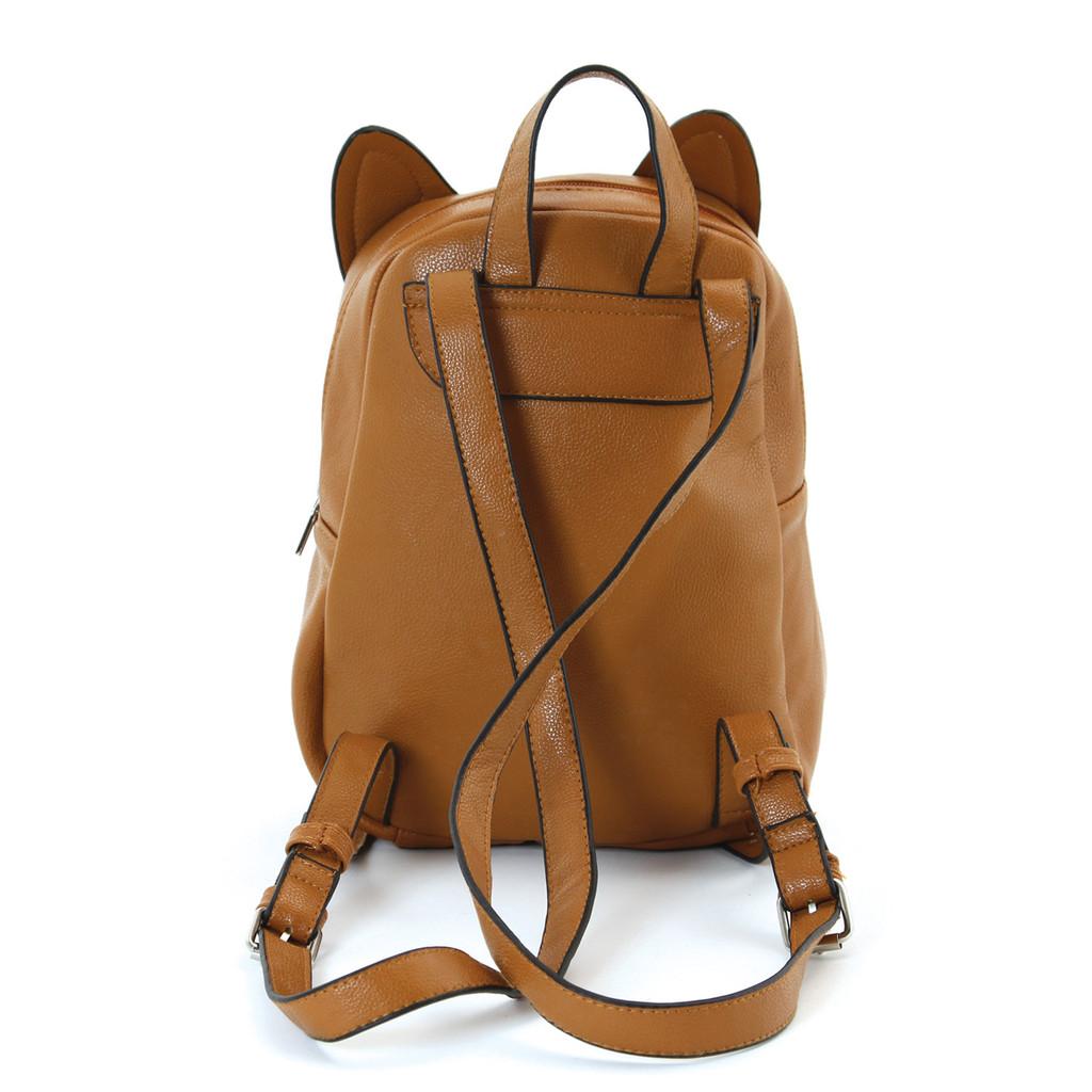 Corgi Mini Vinyl Backpack