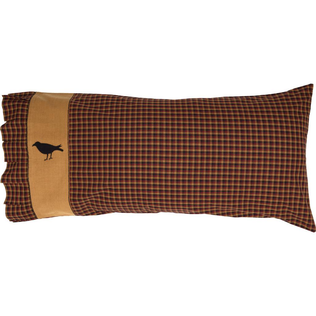 Heritage Farms King Size Pillowcase Set of Two