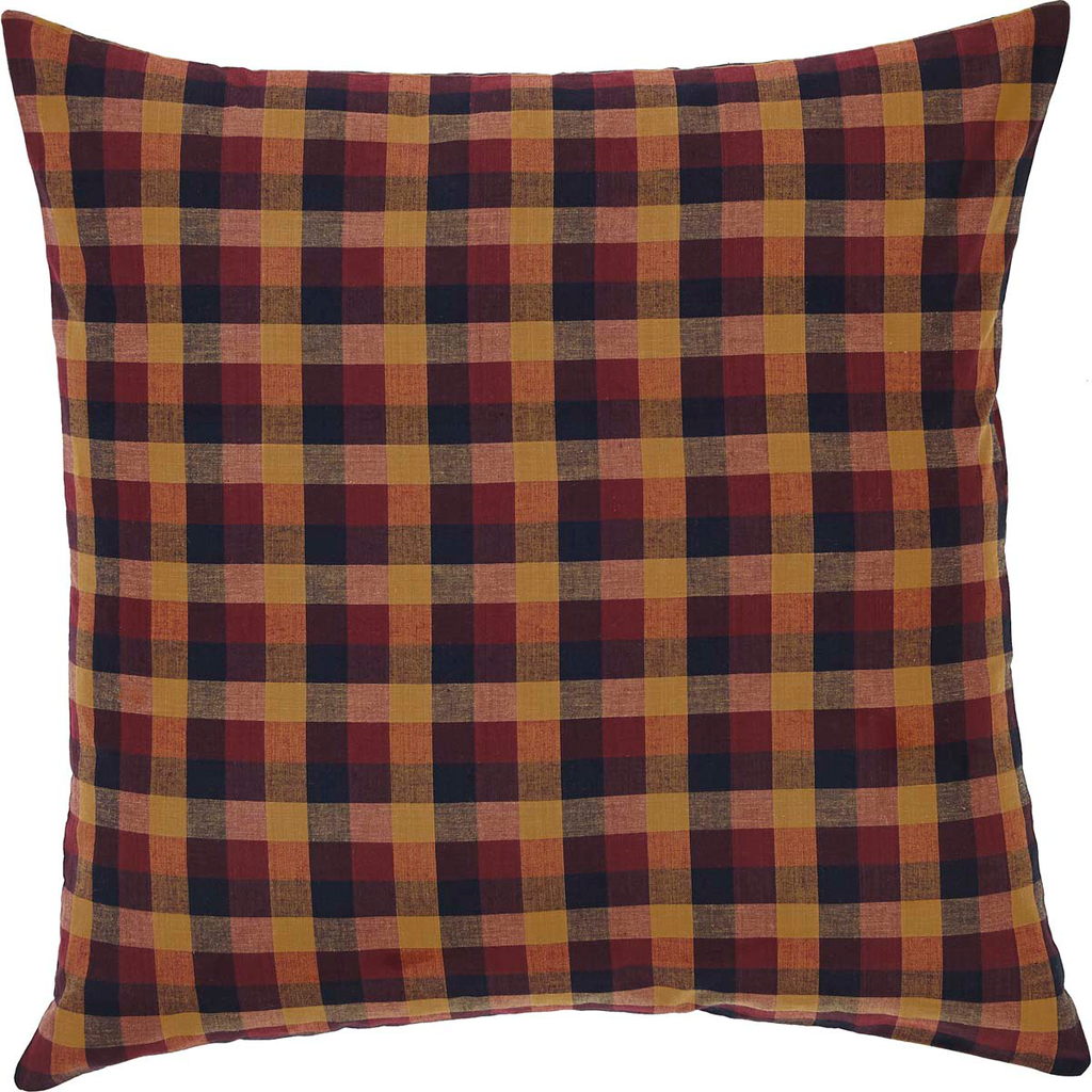 """Heritage Farms Toss Pillow 16"""" Square"""