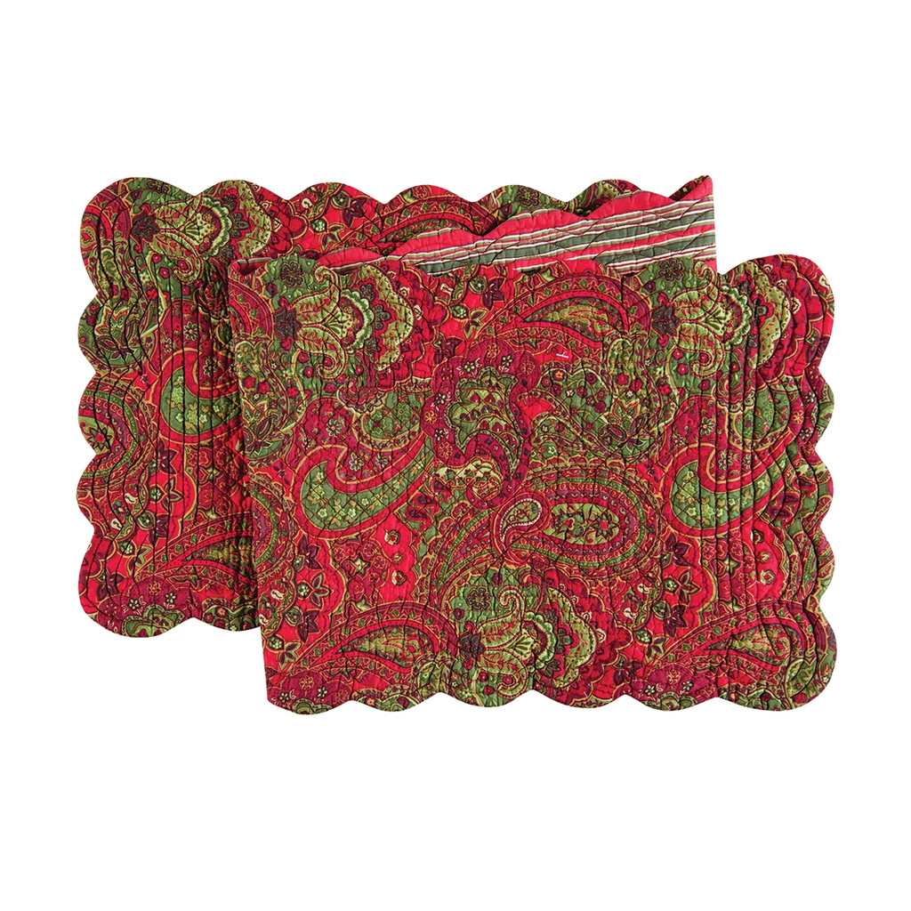Gloria Table Runner - Quilted Cotton