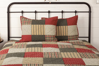 Victory Patchwork Shams-Lifestyle