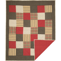 Victory Quilted Throw