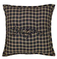 Fabric Toss Pillow Back
