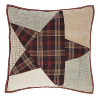 "Quilted Toss Pillow 16"" Square"