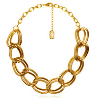 Emma Double Link Chain Necklace