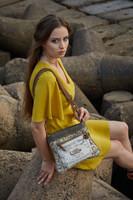 Chateau Margaux Crossbody Bag Lifestyle Photo