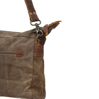 Perfect Canvas Shoulder Bag