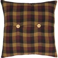 "Heritage Farms Toss Pillow Reverse 16"""
