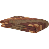 Heritage Farms Quilt Flat & Folded
