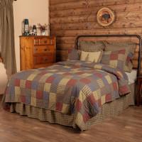 Cedar Ridge Twin 2 Pc Quilt Set