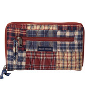 National Quilt Museum Finley Wrist Strap Wallet
