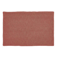 Reed Plaid Placemats Set of Six - Reverse