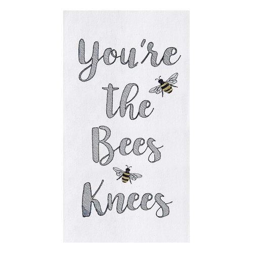 YOU'RE THE BEES KNEES  Towel