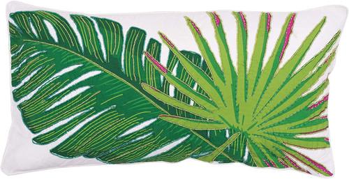 Layla Fan Palm Pillow