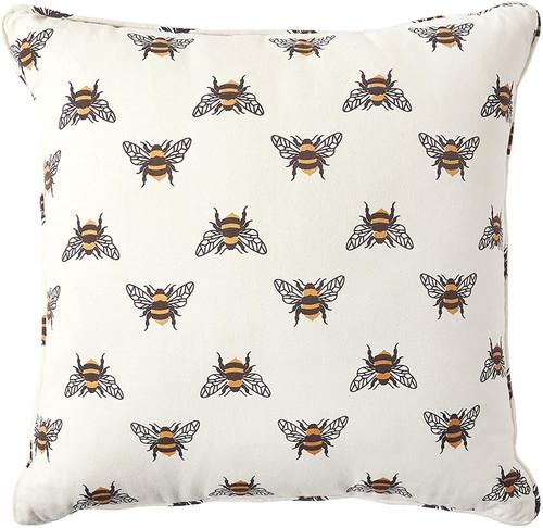 Bumble Bee Toss Pillow