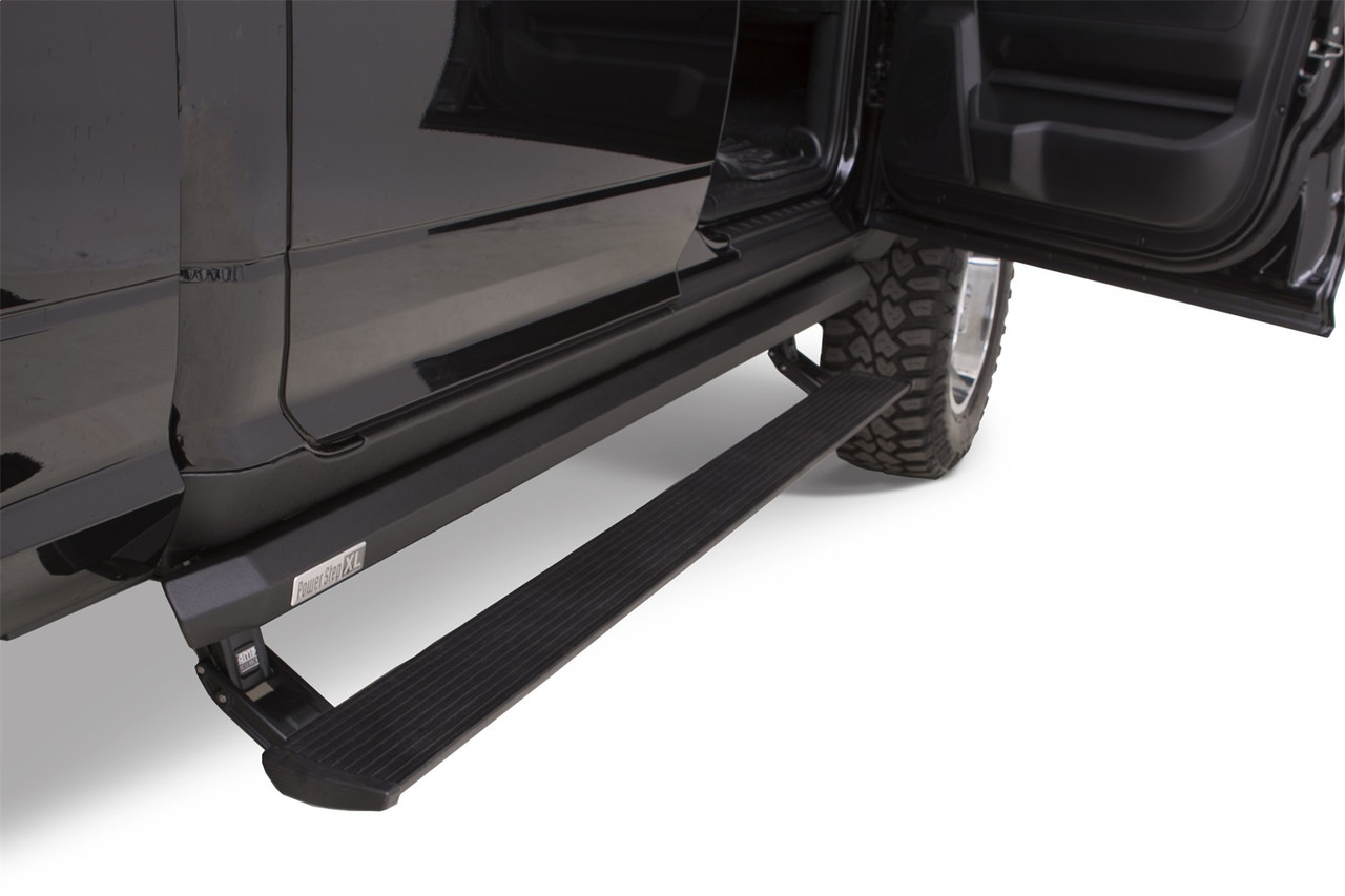 Amp-Research Bed Step Trail Series for 2007-2010 Chevy Silverado GMC Sierra 2500