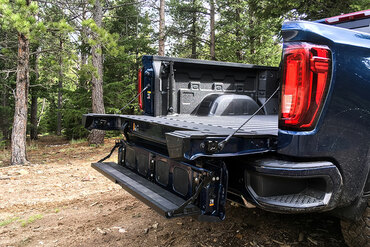 The MultiPro Tailgate Compatible B&W Hitch is a MUST HAVE for GMC Sierra Owners... Here's Why