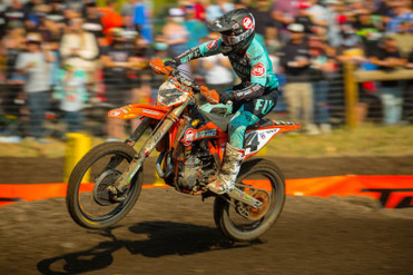 Bogle Races to 9th Overall at Thunder Valley MX | SoCal SuperTrucks Supported Team Rocky Mountain ATV/MC Race Report
