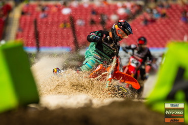 Rough Night for Baggett at Tampa SX | SoCal SuperTrucks Supported Team Rocky MountainATV/MC Race Report and Health Update