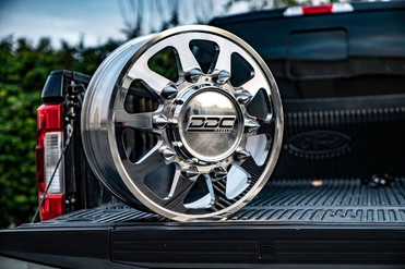 DDC Wheels Deliver the Goods for Dually Owners