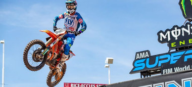 Baggett Charges to 7th and Bloss to 13th at Salt Lake City 1 |SoCal SuperTrucks Supported Team Rocky Mountain ATV/MC Race Report