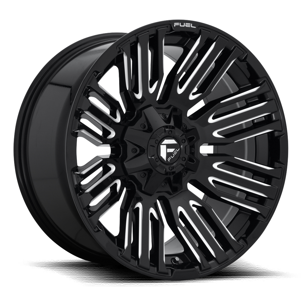 D649 - SCHISM Gloss Black & Milled