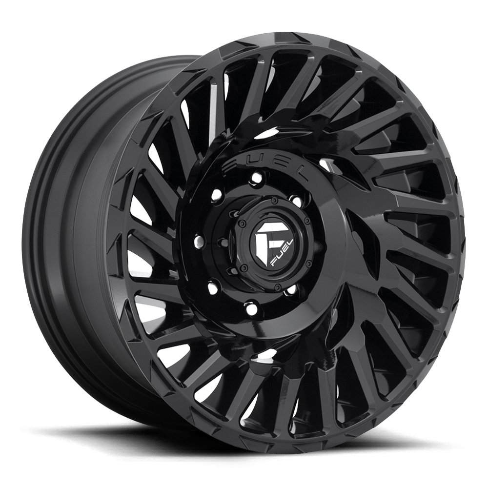 D682 - CYCLONE Gloss Black