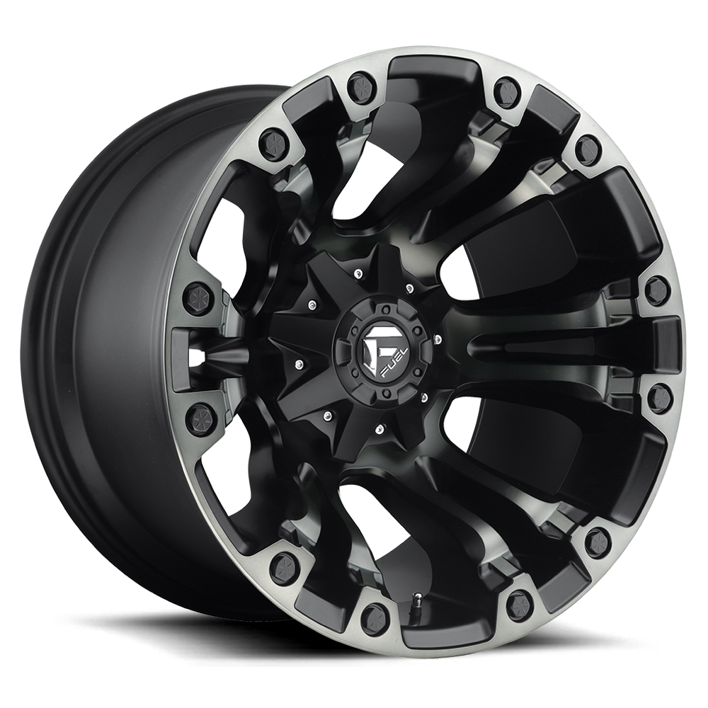 D569 - VAPOR Black & Machined