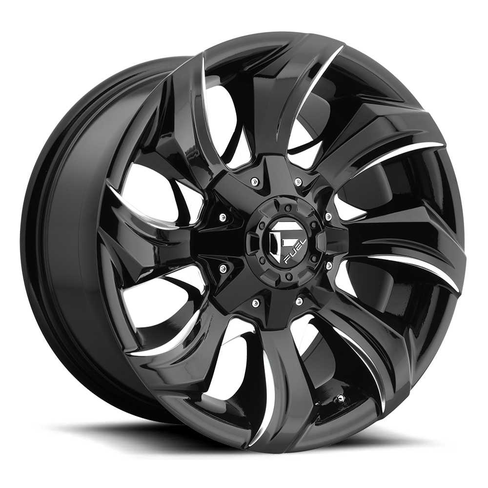 D571 - STYRKR Gloss Black & Milled