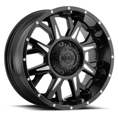 742 - Kickstand Gloss Black w/ CNC Milled Accents