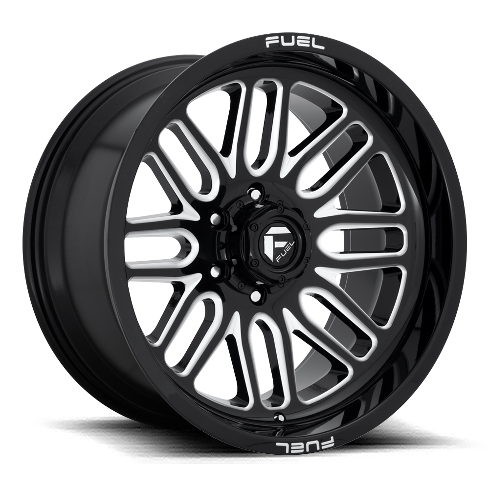 D662 - IGNITE Gloss Black & Milled