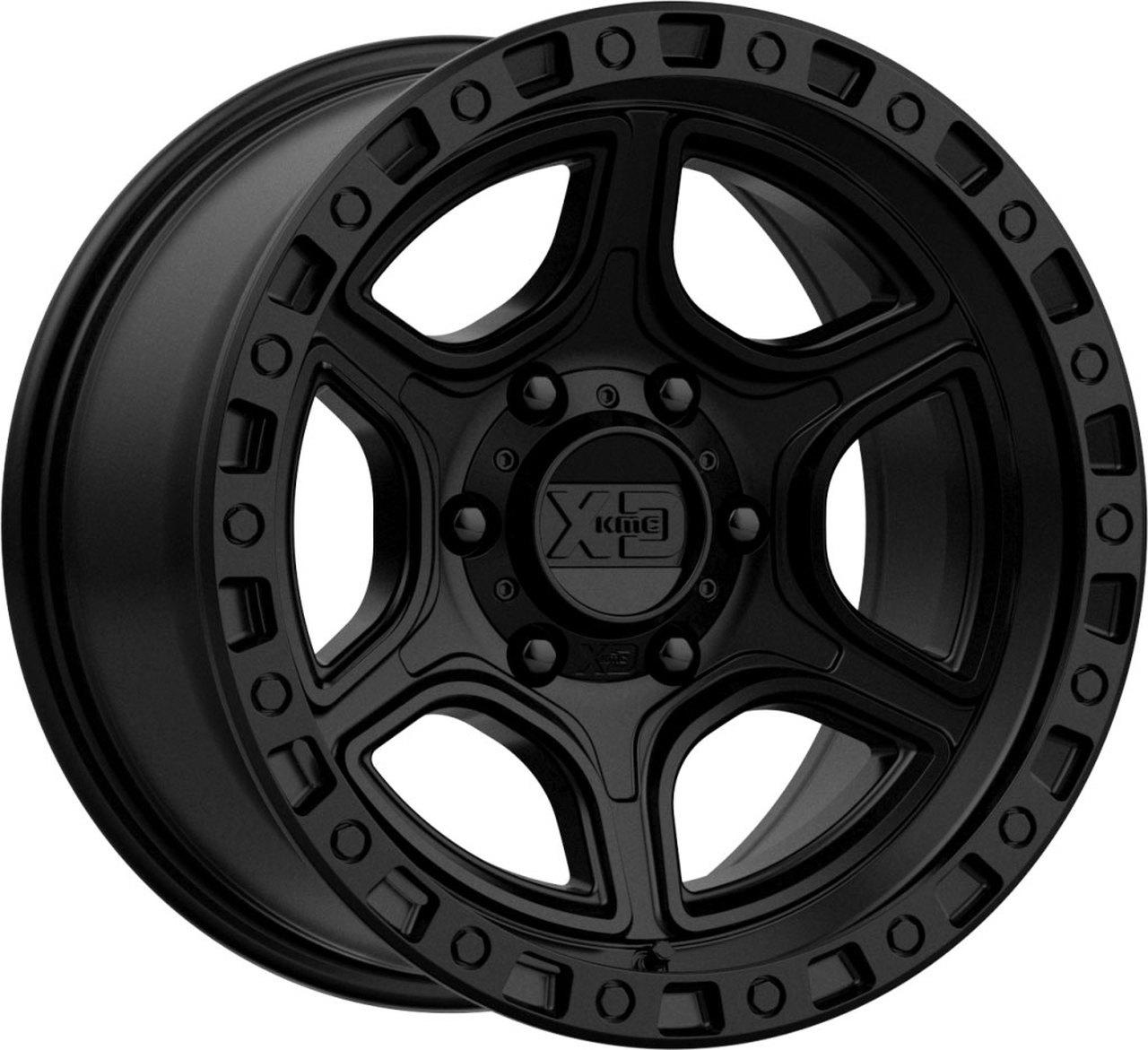 XD139 - PORTAL Satin Black