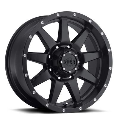 728 - Overdrive Satin Black