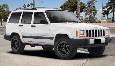 Cherokee XJ 84-01