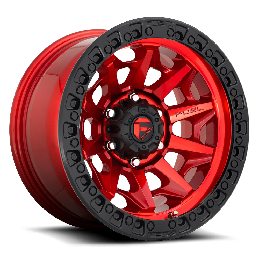 D695 - COVERT Gloss Red