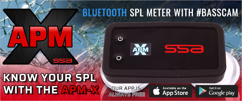 Know Your SPL with the SSA APM-X Bluetooth SPL Meter.  Always FREE APP!
