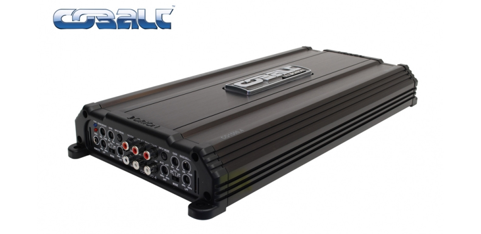 ORION COBALT CB1500 4, 4 CHANNEL AMP 1500 WATTS STEREO 3000 WATTS MAX